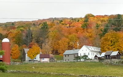 New England – Fall Colors