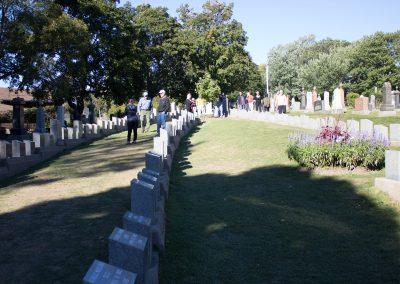 Titanic Grave Site