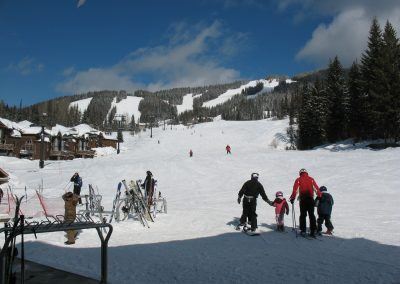 Whitefish Bunny hill