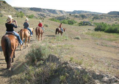 Medora Traill Ride