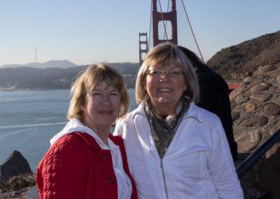 Carolyn and Jennie