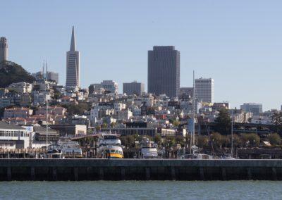 San Francisco Shore View