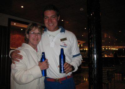 My Russian waiter friend