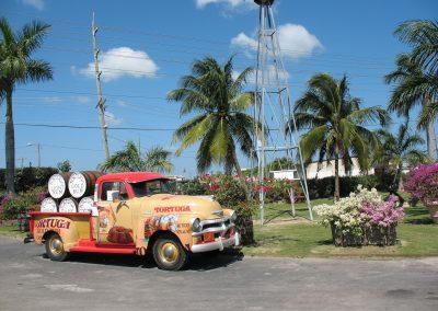 Cayman Island Rum Factory