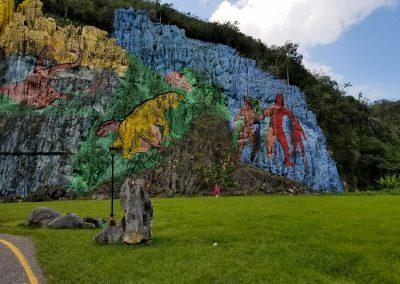 Prehistoric Mural