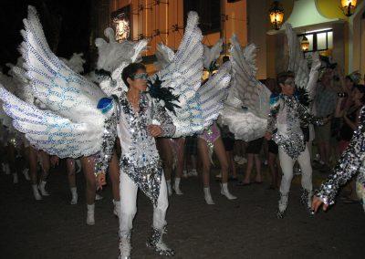 Carnival in Playa del Carmen