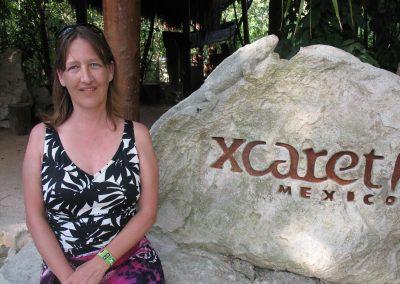 Excaret eco-archological park