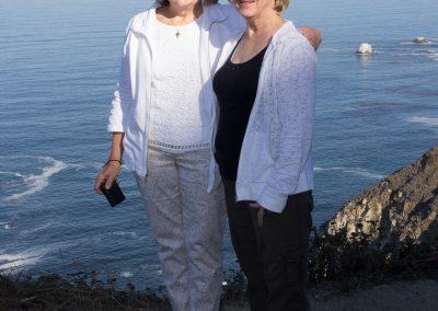 Jennie and Carolyn
